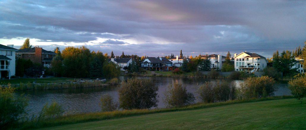 Sherwood_Park pond